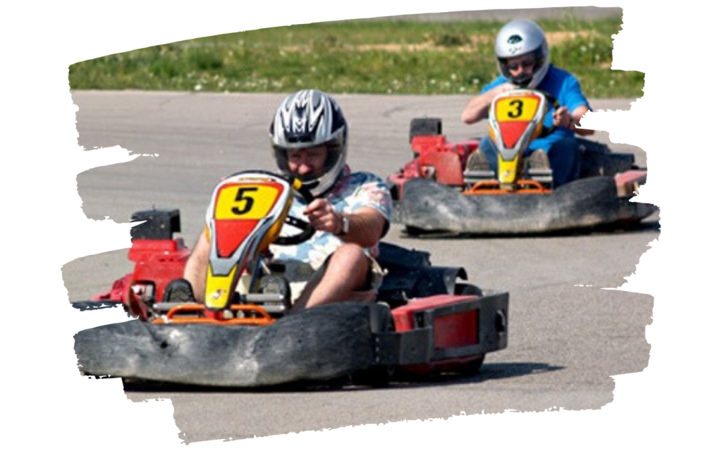 Go Karting with Restore